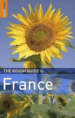 """VERY GOOD"" The Rough Guide to France, Rough Guides, Book"