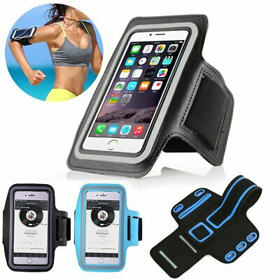 "Good Sports Arm Bag Pouch Running Exercise Arm Band Holder For Cell Phone 5.5""US"