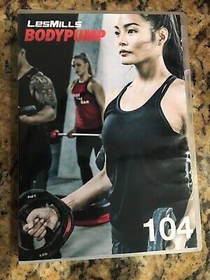 LES MILLS BODYPUMP 82 DVD, CD, Instructor Notes - $23 00 | PicClick