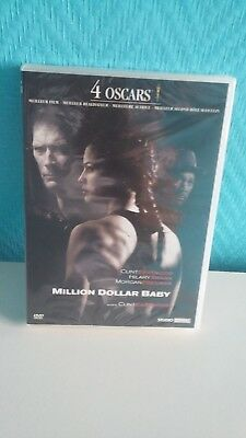 dvd million dollar baby (neuf sous blisters)