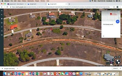 Almost 1/3 of Acre Waterfront Canal Home Lot, in Lehigh Acres, Southwest Florida