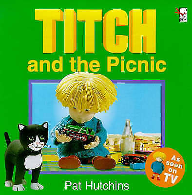 """VERY GOOD"" Titch and the Picnic (Red Fox Picture Books), Hutchins, Pat, Book"