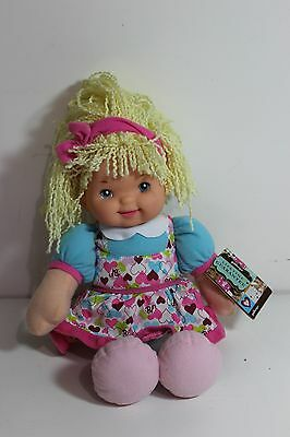 Miss Molly Manners doll Goldberger with tags VGC Talks Sings My first plush doll