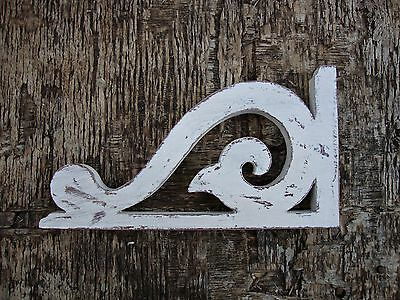 Victorian Wooden Corbel Brackets Rustic Shabby Chic Farmhouse Decor