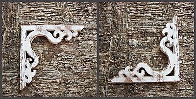 Victorian Wood Corbel Shabby Chic Farmhouse Decor  Screen Door Bracket 1xPair
