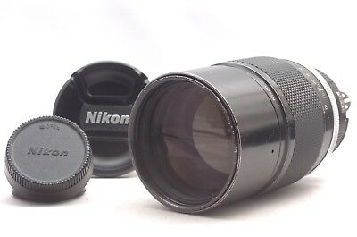 @ Ship in 24 Hours! @ Discount! @ Nikon Nikkor-P Auto 180mm f2.8 Telephoto Lens
