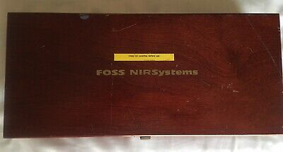 Foss Gold-Coated 1, 2 and 4mm Immersion Diffuser NR-6543 Transflectance NIR