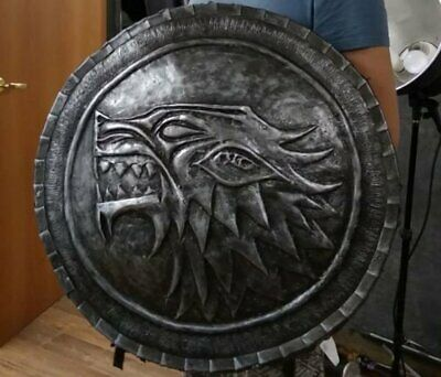 The shield House Stark from Game of Thrones