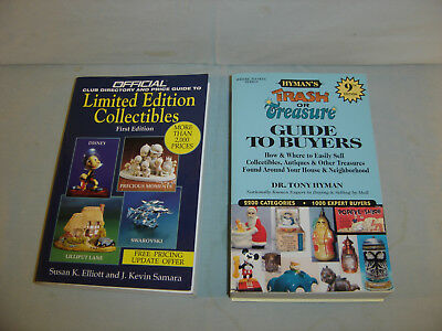 """Limited Edition Collectibles"" First Edition & Hyman's Collectibles Guide"