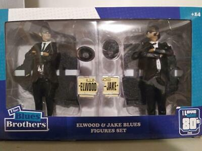 Blues Brothers Pokis Rubber Keychain Elwood 6 cm Sd Toys NUOVO