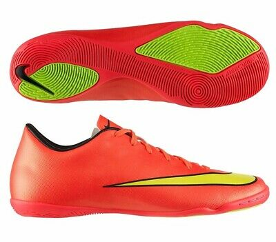 reputable site 92484 24b62 Nike Mercurial Victory V IC Indoor Soccer Football Boots CR7 651635-690