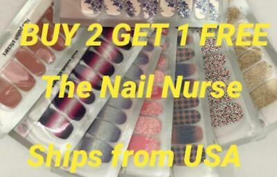 Nail Polish Strips $5 BUY 2 GET 1 FREE. Fast Free Shipping