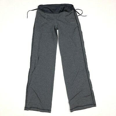 a44a7bd993cac Lululemon Women's Gray Loose Fit Yoga Pants Size 8 Athletic Gym Active