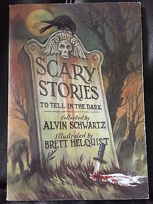 Scary Stories: Scary Stories to Tell in the Dark by Alvin Schwartz (2010, Paperb
