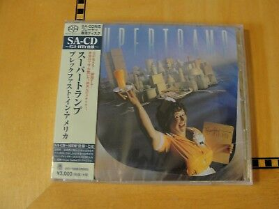 Supertramp - Breakfast in America - SHM-SACD Super Audio CD Japan SACD
