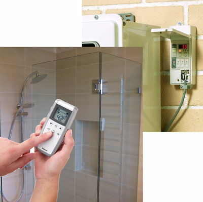 Rinnai Wireless Starter Kit Temperature Control With One Controller hot Water