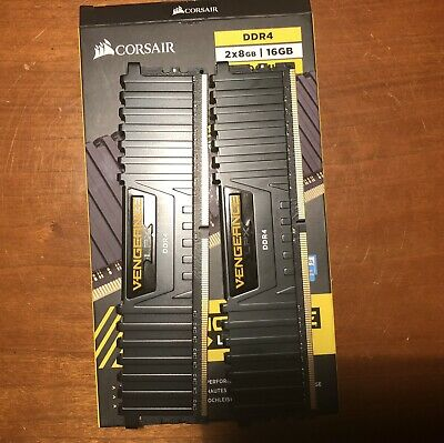 CORSAIR VENGEANCE LPX 16GB 2x8G DDR4 3600mhz CL18