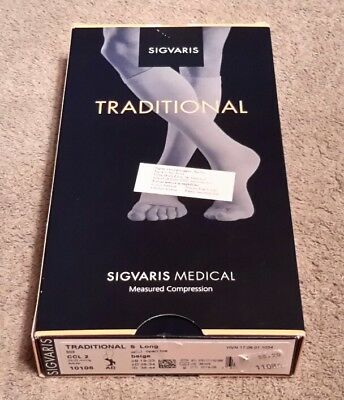 Sigvaris #503 Traditional Beige Calf Compression Sock