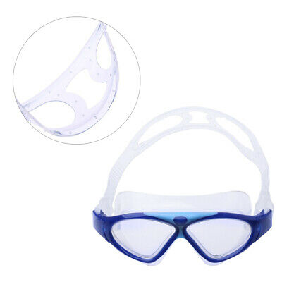 b802b719a87 1PC Waterproof Silicone Anti Fog Comfortable Swimming Goggles Glasses for  Youth