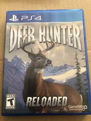 Ps4 Deer Hunter Reloaded North Rice Edition