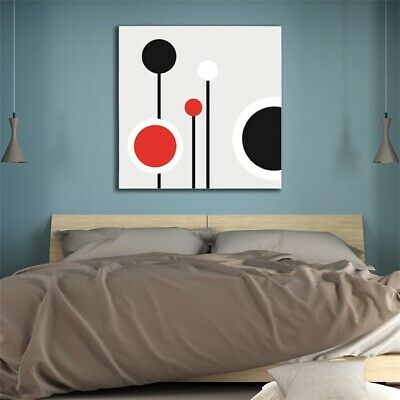 Abstract HD Canvas Modern Simplicity Wall Art Oil Painting Picture Home Decor
