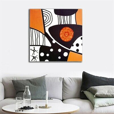 Modern Simple HD Canvas Wall Art Oil Painting Abstract Style Picture Home Decor