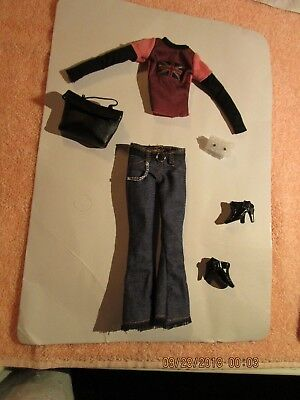 Tonner Tiny Kitty / Madame Alexander Jeans outfit for 10 inch