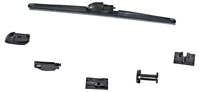 Pair of Front Standard Windscreen Wiper Blades for Peugeot 807 2.0 08//05-06//06