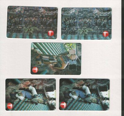 HONG KONG very early issues of telephone cards   #056