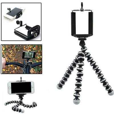 Flexible Tripod Stand For Camera Digital DV  Webcam Phone Placement Bracket  Hot