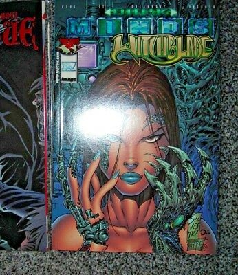 Darkminds / Witchblade #1 Silvestri COVER AUGUST 2000 IMAGE COMICS NM MORE