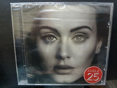 ADELE 25 Official Russian Edition, NEW CD (2015)