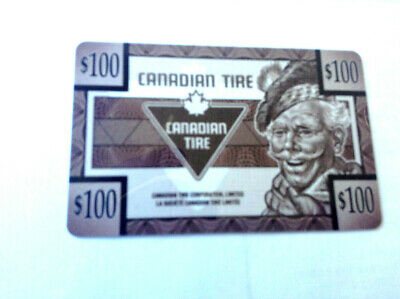 Canadian Tire Sandy McTire COLLETIBLE GIFT CARD BILINGUAL RECHARGEABLE NO VALUE