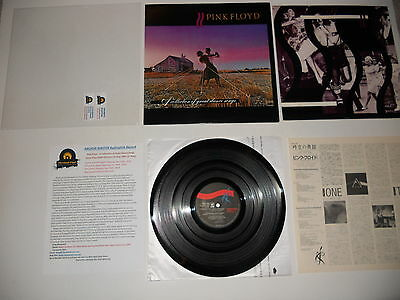 Pink Floyd Collection Dance Songs Japan Mint CBS ARCHIVE MASTER Ultrasonic CLEAN