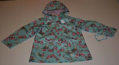 new NWT CARTER/'S girls Multi-Color Striped Polyester Fleece Hoodie 12,18 24 mo