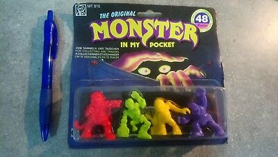 Monster in My Pocket MIMP New Neuf 1990