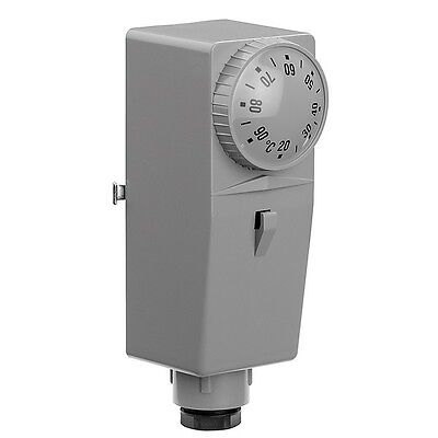 Thermostat Contact Reglable 0° -90° Caleffi 621000 IP 20 (24637)