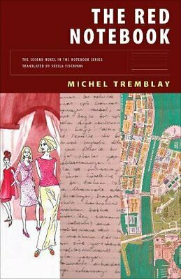 NEW - The Red Notebook (The Notebook Series) by Tremblay, Michel