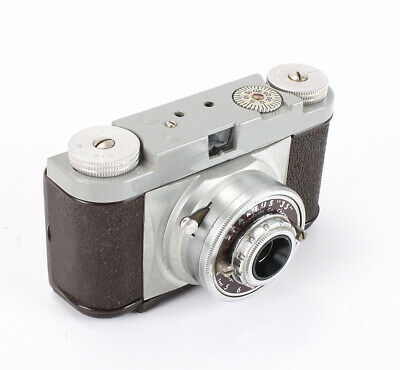 Herold Spartus 35, Defective Shutter, For Display Only/205857
