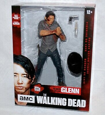 AMC The Walking Dead TV series 10 Inch Deluxe Action Figure NEW!