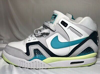 meet 7cff8 76c3a Nike air tech challenge II Turbo Green 318408-130 Andre agassi Size 10.5  VNDS
