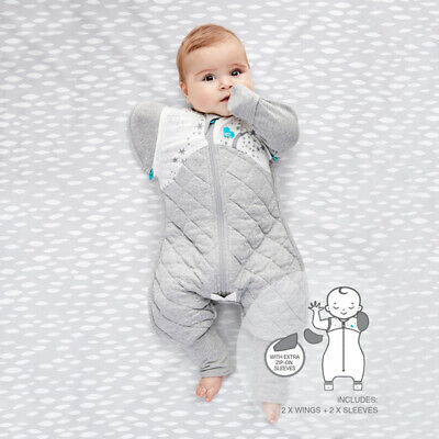 Love to Dream Swaddle Up Transition Suit Winter Warm 2.5 Tog