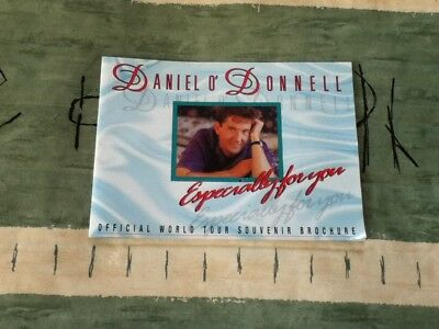 Daniel O'Donnell Especially for You Official World Tour 1994 Brochure Irish