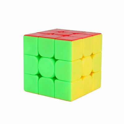 MOYU Meilong3 Magic Cube Speed Twist Puzzle 3x3 ABS Stickerless Rubiks Cube Toy