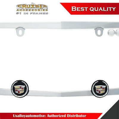 Front Back License Plate Frame Cover Neo Sport Cruiser 15190