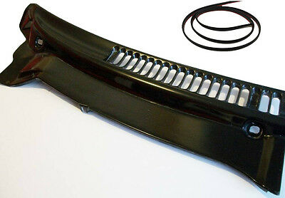 IONIC DYNAMICS 300zx OEM replica RH Cowl now with RUBBER TRIM