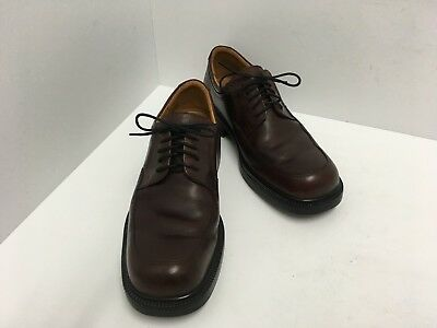 7723a337f8e Ecco City Men's Shock Point Leather Lace Up Oxfords Size 44 EUR Size 10-10.5