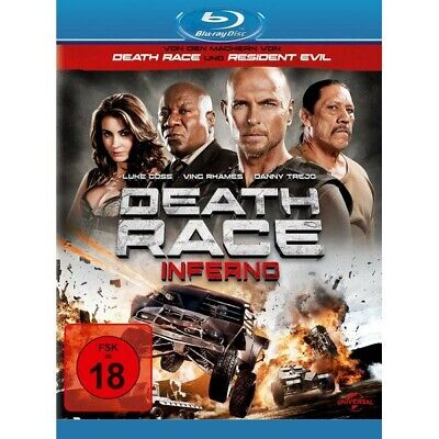 Blu-ray Neuf - Death Race 3: Inferno