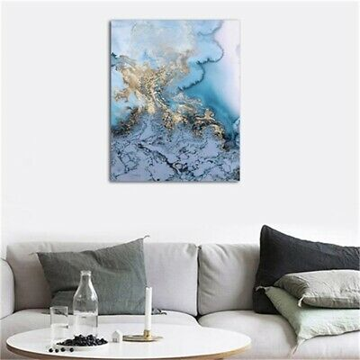Oil Painting Canvas Modern Abstract Home Room Wall Decor Poster Picture Unframed
