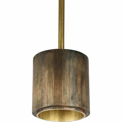 Renwil Margiela 3 Light Pendant Lamp in Gray and Gold